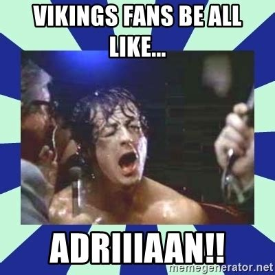 Vikings Memes - the best minnesota vikings memes on the internet