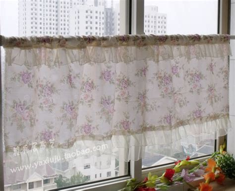 free shipping jacquard lace pastoral beautiful coffee