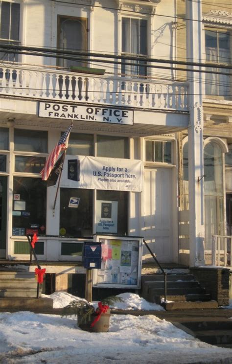 franklin ny franklin ny post office photo picture