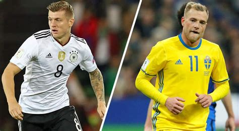 alemania vs suecia en vivo 2018 mundial rusia ver