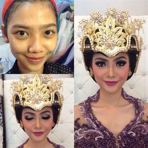 Make Up Pengantin Di Bandung cara make up pengantin saubhaya makeup