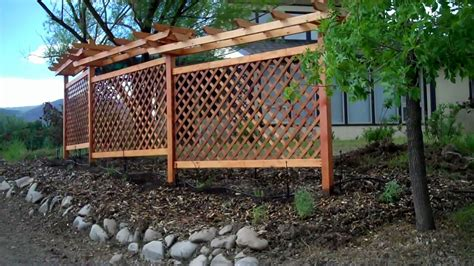 trellis designs plans grape trellis in edible landscape aaron jerad designs