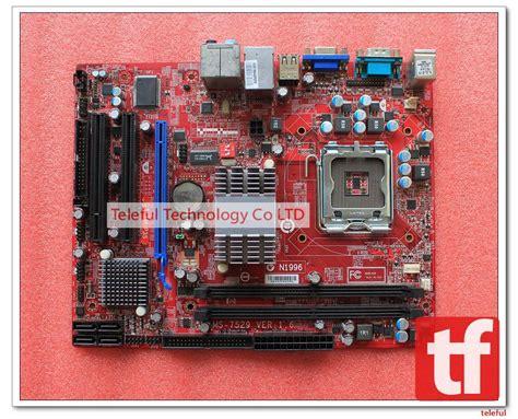 Mainboard Motherboard G31 Ddr2 All Merk aliexpress buy g31 motherboard for msi g31tm p35 ms 7529 socket lga 775 ddr2 pc 100 tested