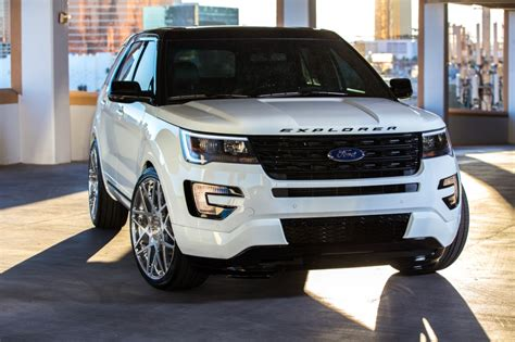 2015 ford explorer modifications ford photos sema 2015