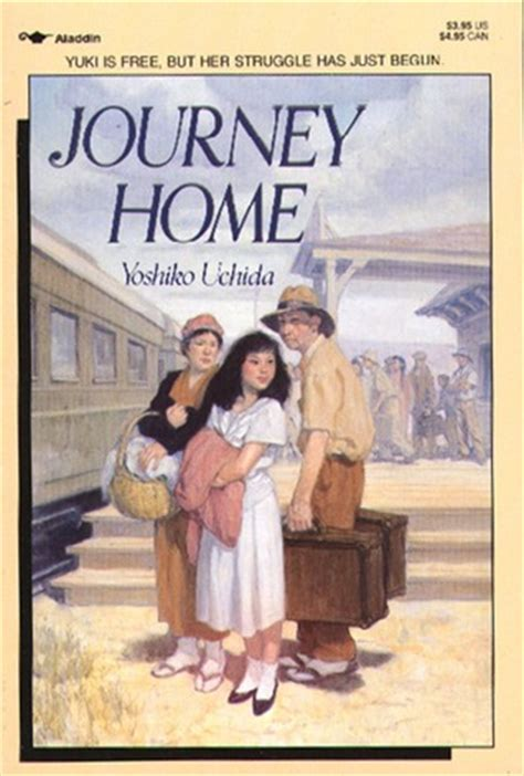 journey home by yoshiko uchida reviews discussion