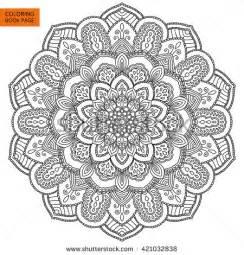 mandala coloring pages vector mandala stock photos royalty free images vectors