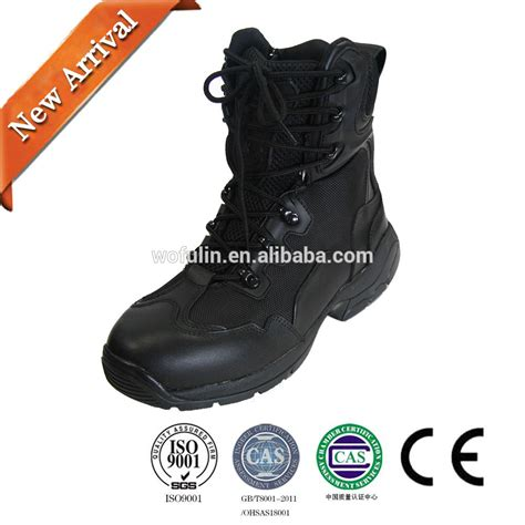 classic army combat boots all leather leather