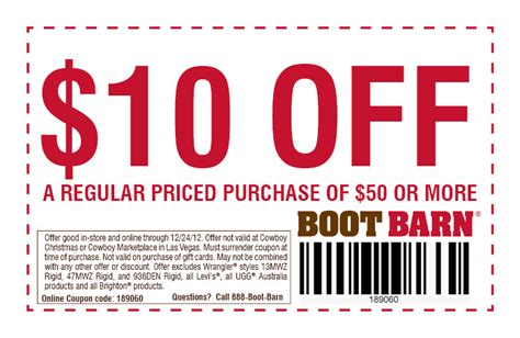 boot barn coupon codes 20 boot barn coupon codes 20 28 images boot barn coupon