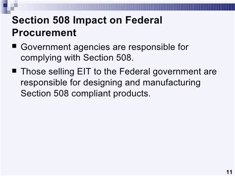 section 508 compliance requirements understanding section 508