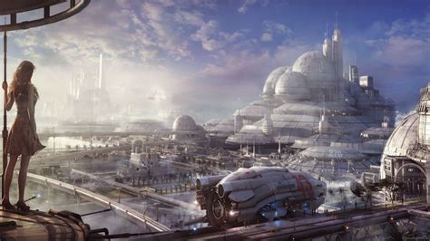 wallpaper abyss fantasy city city full hd wallpaper and background 1920x1080 id 129837