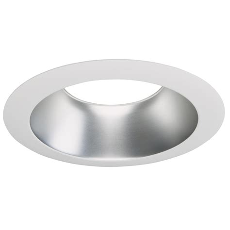 halo recessed lighting housing shop halo commercial led downlight kit component white