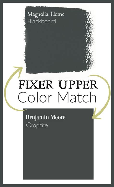 fixer paint color matched to benjamin paint the weathered fox