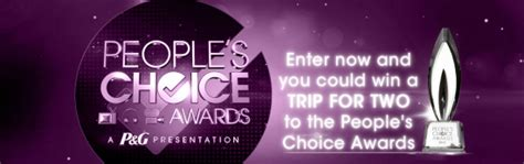 Walgreens Sweepstakes Winners - walgreens people s choice awards sweepstakes iwg win a trip to la for the people s