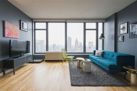 interior design studio apartment nyc dashing nyc studio apartment gets two glamorous makeovers