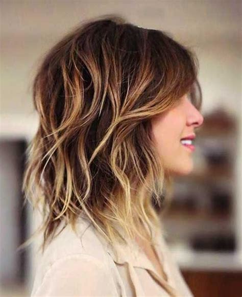 Layered Hair Styles 11 To Medium Layered by 15 Collection Of Layered Hairstyles