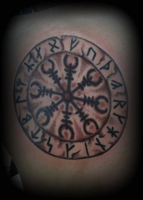 germanic tattoos germanic tattoos like masonic design german