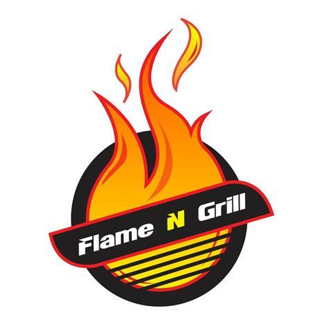 flame n grill logo by tech32 on DeviantArt