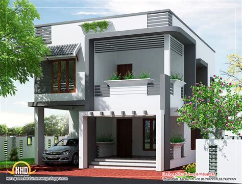 home designs on a budget ideas budget home design plan 2011 sq ft kerala home
