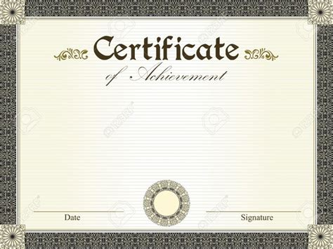 business certificate template word format download selecting