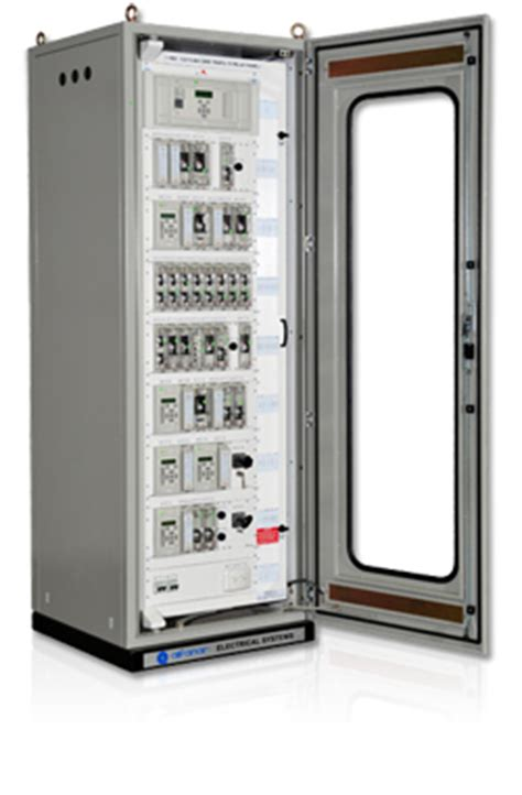Load Shedding Panel substation automation