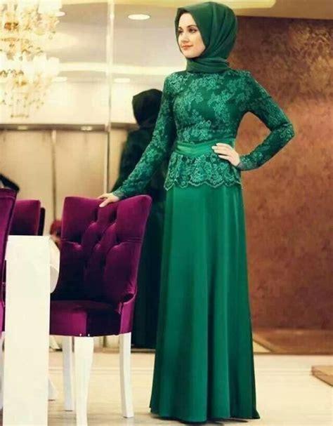 Kebaya Pesta Model Abaya Kebaya Muslim inspirasi model kebaya muslim modern pesta fashion inspirasi model kebaya modern