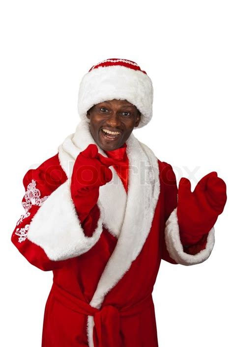 black santa claus america s best lifechangers