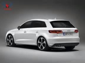 2013 audi a3 sportback rendering autoevolution