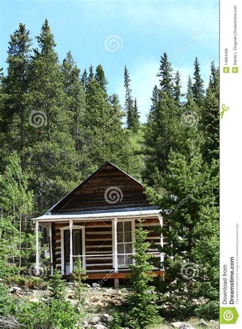 The Cabin In The Woods Free by Small Cabin In The Woods Royalty Free Stock Photos Image