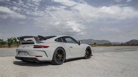 porsche 911 horsepower 2018 porsche 911 gt3 review with price horsepower and