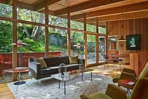 mid century modern mid century modern renovation by koch architects homeadore