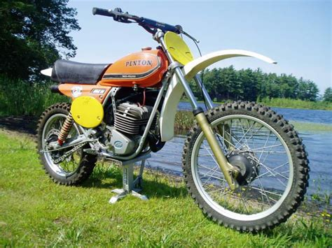 Ktm Mc5 Buy 1977 Penton Ktm Mc5 175 Vintage Motocrosser Ahrma On