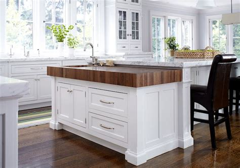 kitchen block island gioia marble thick butcher block island kitchen