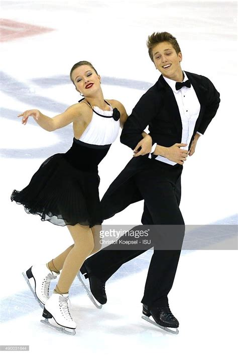 christina dancing on ice hairstyle best dresses from isu jgp in torun ice dance fs gossips