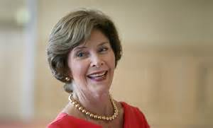 Laura Bush Makes Rare Fundraising Appearance To Support Jeb