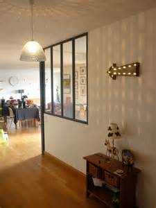 cuisine ouverte avec verri 232 re style atelier
