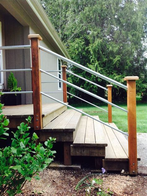 Home Depot Front Porch Railing by Front Porch Railing Electrical Conduit From Home Depot 3