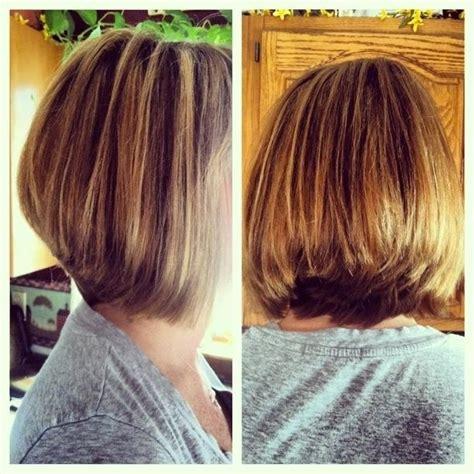 bob haircuts for thick hair back view 2018 popular long bob hairstyles back view