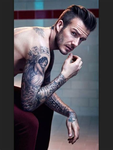 david beckham wrist tattoo david beckham and tatting