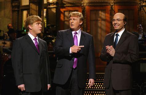 donald trump snl videos of donald trump hosting saturday night live in 2004