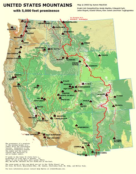 map of western us maps western us