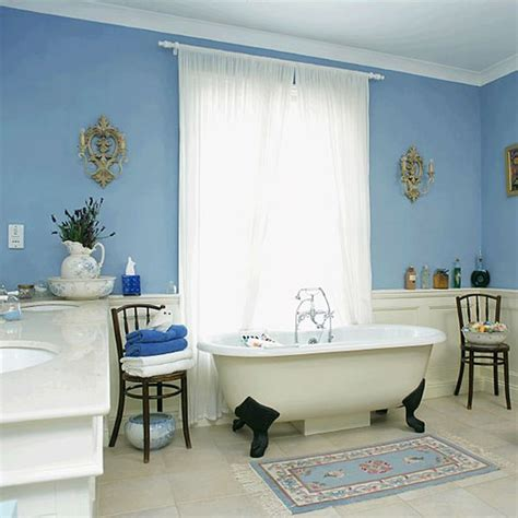 Blue And White Bathroom Ideas by Serene Blue Bathrooms Ideas Amp Inspiration