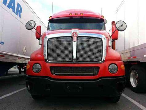 2007 kenworth t2000 kenworth t2000 2007 sleeper semi trucks