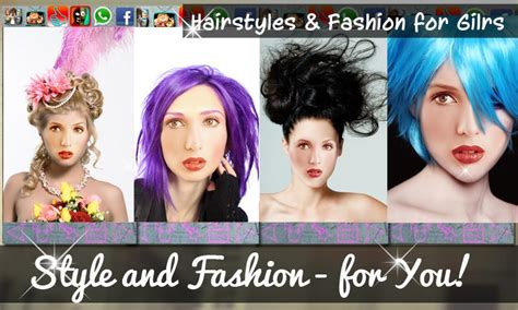 hairstyles fun and fashion android apps on google play hairstyles fashion for girls android apps on google play
