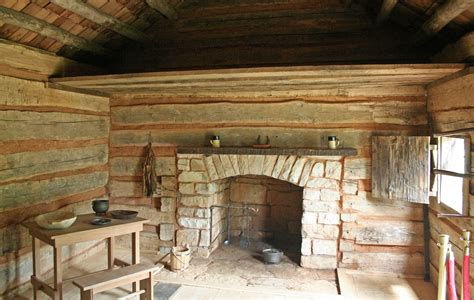 Inside Of Log Cabins by Rustic Kentucky Cabin The Kentucky Home State