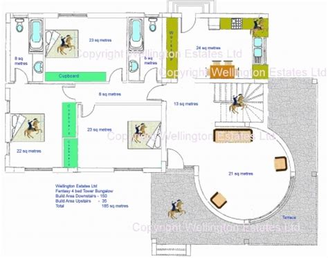 4 bedroom bungalow floor plans four bedroom bungalow house plans house plan ideas