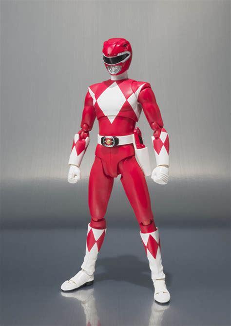 Sh Figuarts Kyoryu Sentai Zyuranger Tyranno Ranger amiami character hobby shop s h figuarts kyoryu sentai zyuranger tyranno ranger released