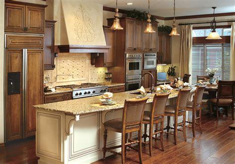 Maple Creek Kitchen And Bath Cabinets Creek Cornerstone Belvedere In Cherry Maple Mediterranean Kitchen Seattle By