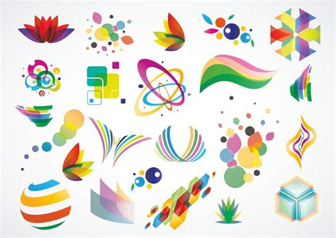 free logo design elements vector logo design elements