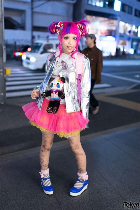 hair by tokyo haruka kurebayashi s super kawaii pink hair fashion in