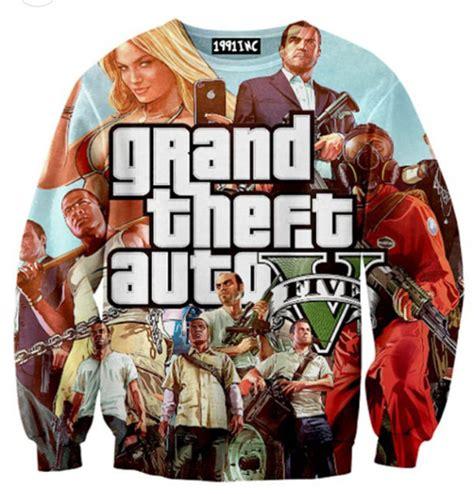celebrity items in gta 5 sweater gta v grand theft auto gta 5 game kill